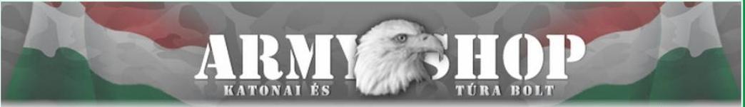 Army Shop Szombathely